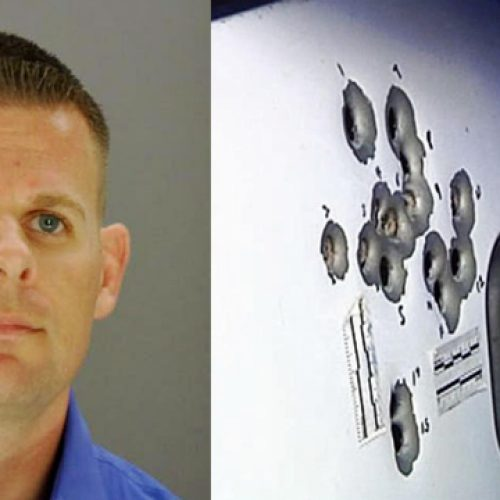 9 Months Probation For Texas Police Officer Who Fired 41 Shots at Unarmed Man, Killing Him