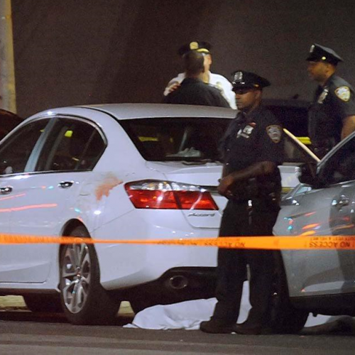 [WATCH] NYPD Officer Who Killed Delrawn Small Was 'Callous' During Road-Rage Fit