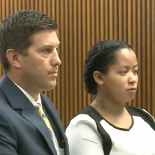 [WATCH] Cleveland Police Officer Arraigned on Sexual Battery Charges