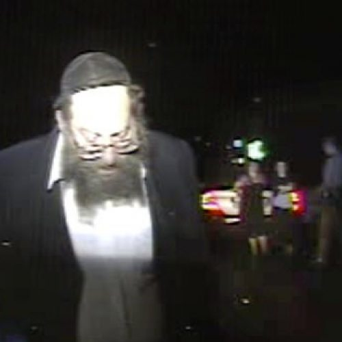 [WATCH] Brooklyn Rabbi 'Traumatized' After Vermont Cops Forced Him to the Ground at Gunpoint and Handcuffed his Family