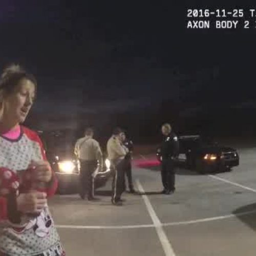 [WATCH] Grainger County Mom Sues Over Arrest Caught on Body Camera