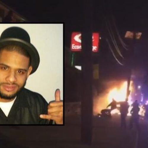 [WATCH] 4 Jersey City Police Officers Indicted in Innocent Man's Beating After Fiery Crash