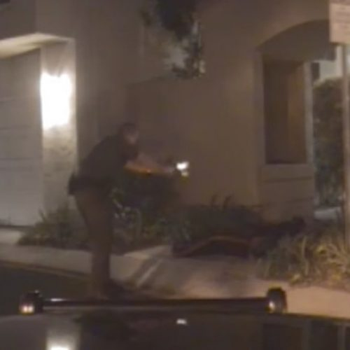 [WATCH] Orange County Deputy Loses Immunity For Emptying His Gun Into Motionless Man Then Head-Stomping Him