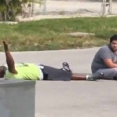 [WATCH] Officer Earned $175,000 on Leave Since Controversial Police Shooting But Wants $5M More