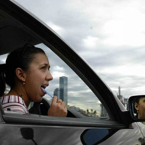 Michigan Police To Begin Testing Drivers' Saliva For Drugs