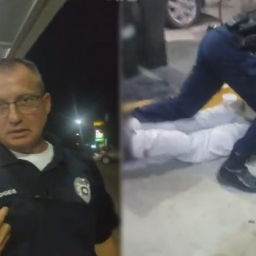Watch: Kentucky Cop Assaults, Arrests Innocent Man For Saying Cops Abuse Their Power