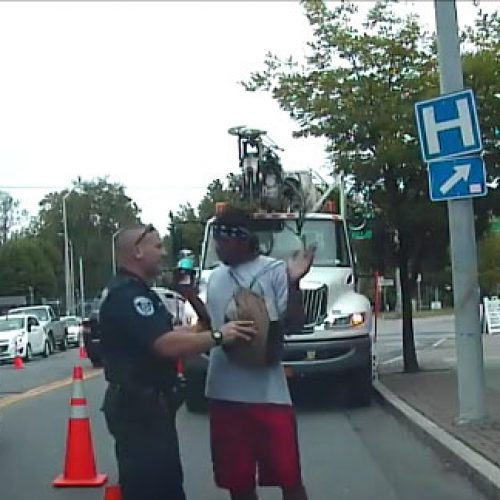 [WATCH] Innocent Man Beaten and Tased by Kingston Police in Case of Mistaken Identity