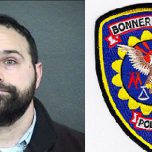[WATCH] Former Bonner Springs Police Officer Charged With Aggravated Battery After Attacking Another Officer