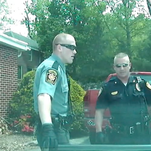 "WATCH: Lawsuit Claims Video is Evidence of a ""Quota System"" for DUI Arrests"