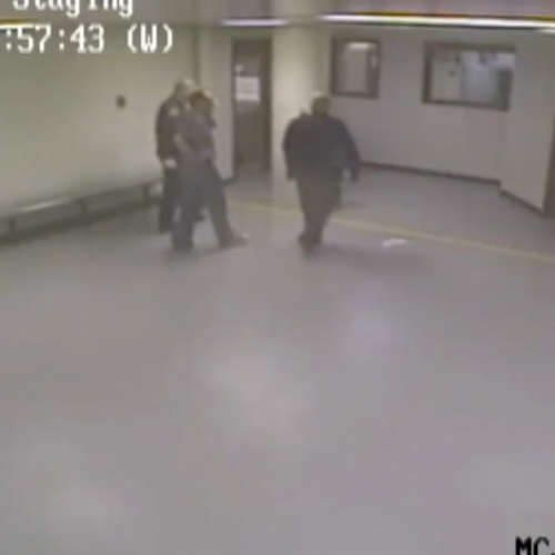 Montgomery County Sheriff's Sergeant Alleges Jail Cover-Up of Excessive Force