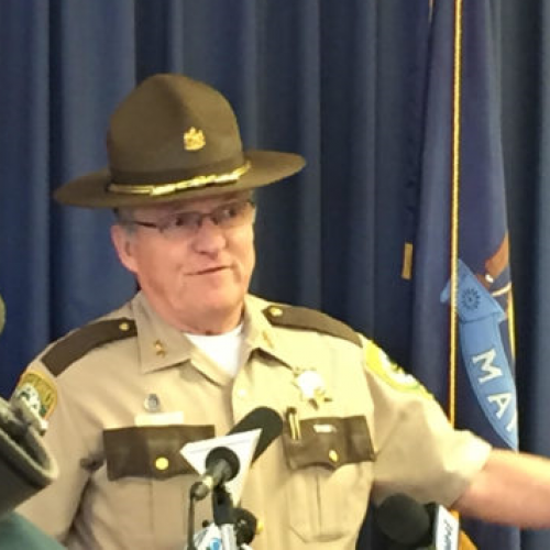 Maine Sheriff Admits to Sending Lewd Photo From His Office While in Uniform