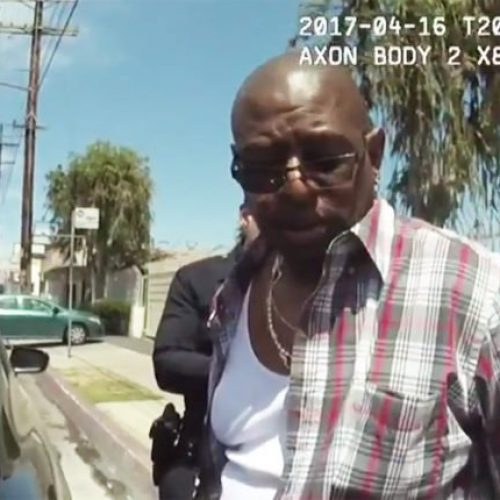 [WATCH] LA Cops Plant Drugs in Black Suspect's Wallet Unaware Their Body Cams Were On