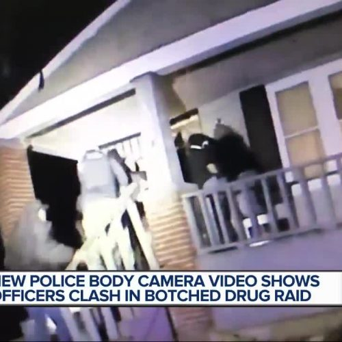 [WATCH] Body Cam Video Shows Two Groups of Undercover Detroit Officers Fight at Drug House