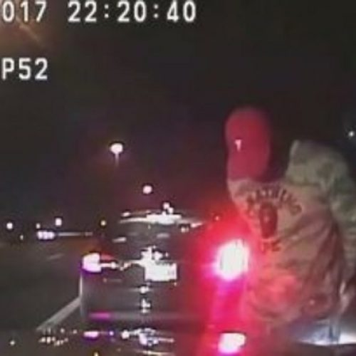 WATCH:  New Video Shows Off-Duty Cleveland Officer Arrested Twice in One Night