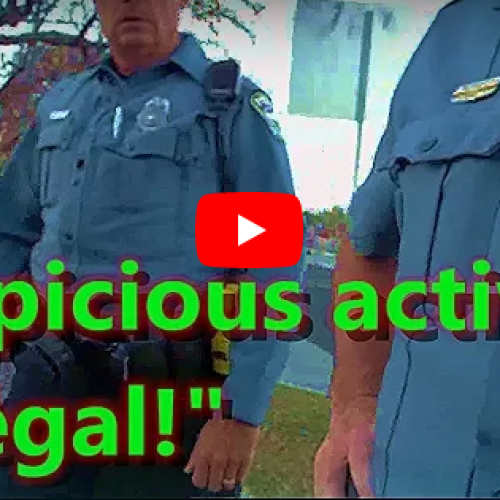 [WATCH] Formal Complaint Filed Against Colorado Springs Police Following Release of Video