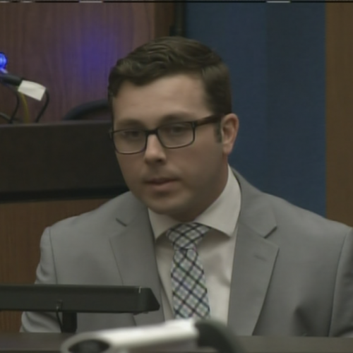 WATCH: Testimony Over in Murder Trial of Mesa Police Officer