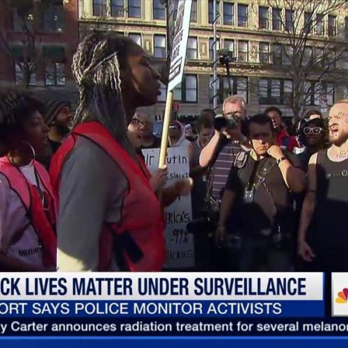 Court Holds NYPD In Contempt For Refusing To Hand Over Documents Related To Black Live Matter Surveillance