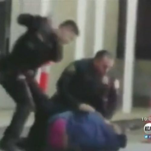WATCH: Newly Released Arrest Video Shows Police Breaking Man's Leg, Slamming Head Into Pavement