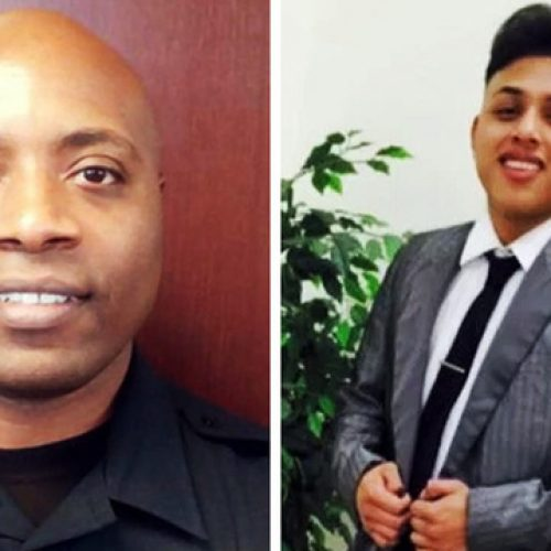 WATCH: Farmers Branch Police Officer Convicted of Murder of Dallas Teen