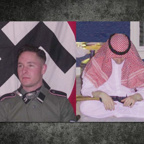 Washington Cop Who Dressed as Nazi Found Guilty of Supporting Isis