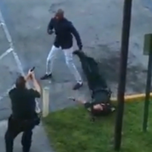 WATCH: Florida Police Officer Fatally Shoots Unarmed Man After Fight