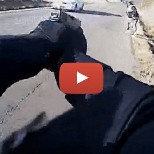 WATCH: Cop Fatally Shoots Man in the Back as he Runs Away