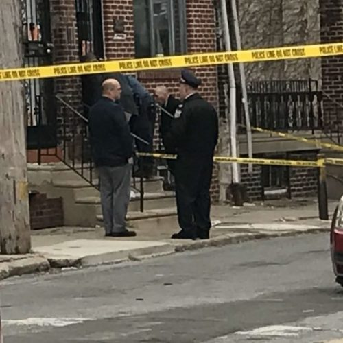 Police Officer Accidentally Shot in North Philly by His Partner