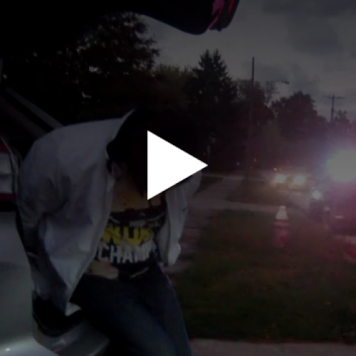 Body Cam Video: Euclid Police Facing Another Complaint of Excessive Force