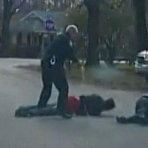WATCH: Ohio Police Officer Shocks Partner With Stun Gun