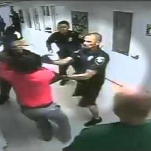 WATCH: Cop Punches 14-Year-Old Mentally Unstable Girl