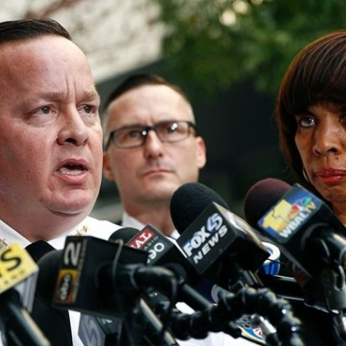 Baltimore Mayor Fires Police Commissioner After Near-Record Year For Murders