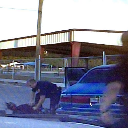 WATCH: Tampa Police Officer Accused Of Excessive Force