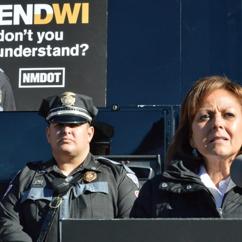 New Mexico Governor Wants to Grant Immunity to Police