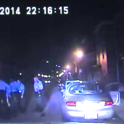 WATCH: St. Louis Cops Turn Dash Cam Off in Middle of Arrest, Brutally Beat Suspect