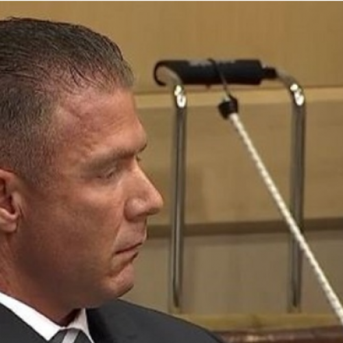 Florida Cop Guilty of Threatening to Release Nude Pics of Ex-Girlfriend