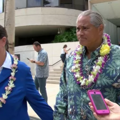 WATCH: New Charges Brought in Corruption Case Involving Honolulu Police Chief