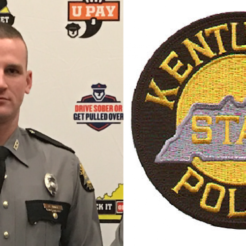Kentucky State Police Trooper Charged With DUI Was Once Awarded for Number of DUI Arrests