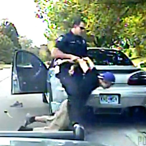 WATCH: Independence Cop Gets Four Year Sentence For Nearly Killing Teen Driver
