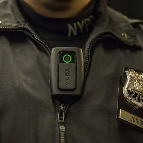 NYPD Union Sues To Stop Release Of All Bodycam Footage Because It Violates Officers' Civil Rights