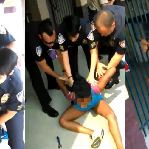 WATCH: Ohio Cops Assault & Pepper Spray Kids At Public Pool
