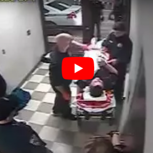 WATCH: Ohio Cop Slams Drunk Autistic Man's Head Into The Ground & Kills Him