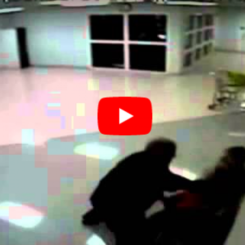 WATCH: Officer Caught On Surveillance Video Assaulting & Beating 18 Year Old Inmate