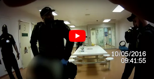WATCH: Video Shows Ohio Jail Guard Using Excessive Force on Female