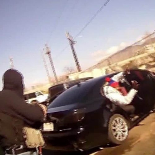 WATCH: Albuquerque Police Release Video Showing Officer Shooting Undercover Cop