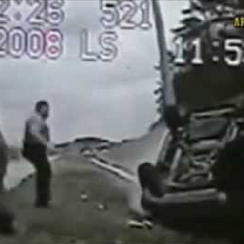 WATCH: Five Alabama Officers Fired Over Beating of Unconscious Man