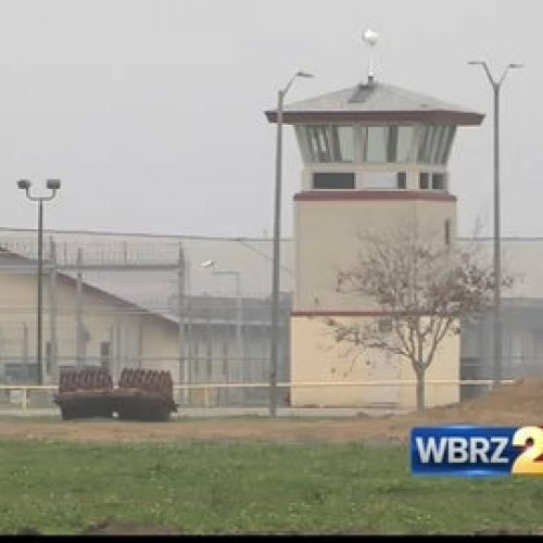 Louisiana Correctional Officer Fired After Being Arrested on Sexual Battery Charges