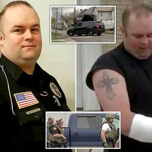 90 Days In Jail For Ohio Cop Who Shot Himself And Lied About A Gunman