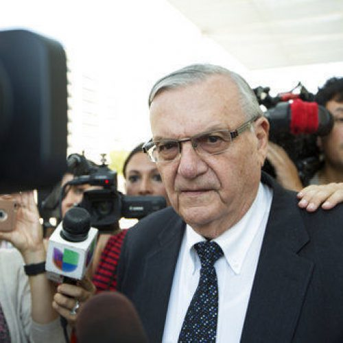 Tentative Deal Reached Over Death in Jail Run by Former Arizona Sheriff Joe Arpaio