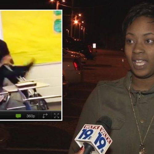 WATCH: Student Arrested For Recording School Cop's Violent Assault On Classmate