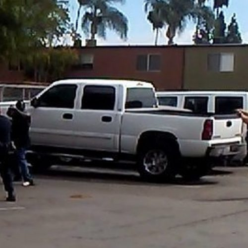 WATCH: Footage Shows El Cajon Cops Open Fire on Man for Holding Vaporizor